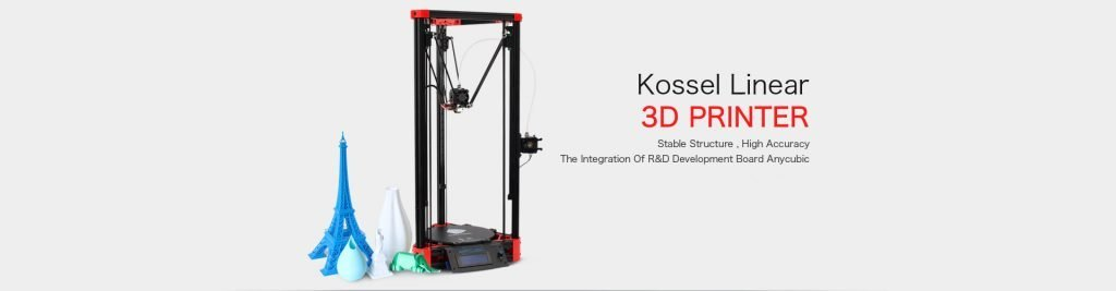 new_upgrade_3d_printer_kossel_and_kosel_plus_red
