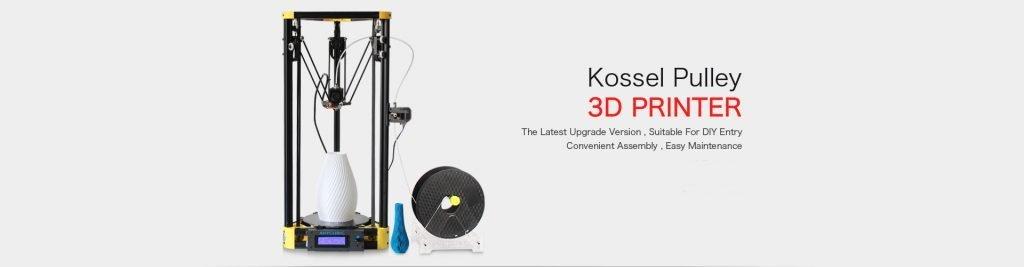 new_upgrade_3d_printer_kossel_and_kosel_plus_yellow